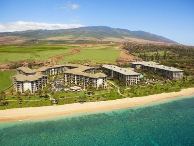 Photo for Westin Kaanapali Ocean Resort Villas , 2 Bedroom, 2King, Balcony, Island View.