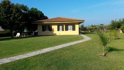 Photo for Holiday house Faro Capo Vaticano for 1 - 5 persons with 2 bedrooms - Holiday house