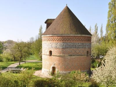 Photo for Nicely renovated dovecote, surrounded by a large garden. A unique holiday home