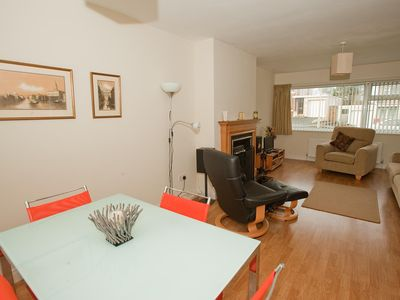 Photo for Well Presented Semi House  Ideal for relaxing break - scenery, golf, beach