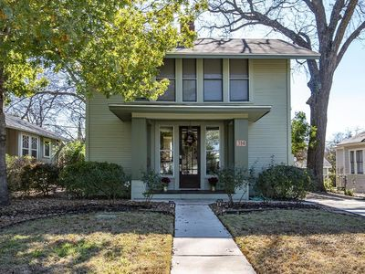 Historic home located minutes from the Pearl and the San Antonio riverwalk.