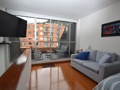 Photo for GALATEA - 1 Br.  Executive Apartment with private rooftop terrace