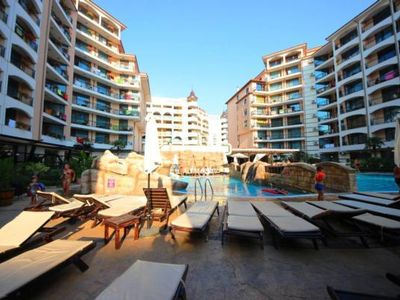 Photo for Holiday apartment Sunny Beach for 1 - 6 persons with 1 bedroom - Holiday apartment