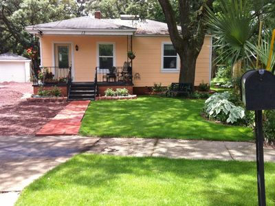 The Peachy Cottage at 13 Flynn Drive Pensacola, FL 32507 REMODELLED in 2013
