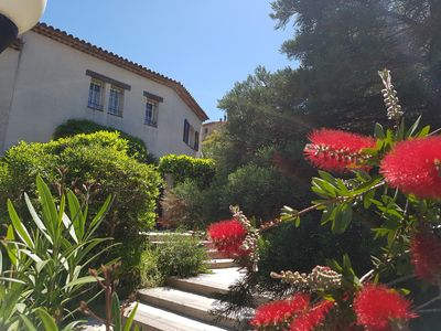 Photo for 3BR Villa Vacation Rental in Antibes, Provence-Alpes-Côte-D'Azur