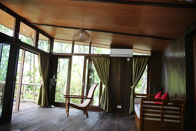 Luxury Jungle Stay at the Tip of Borneo