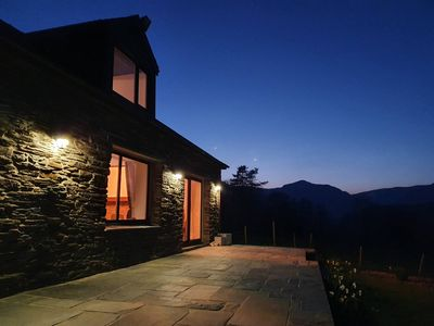 Photo for Prepare to be inspired. Surrounded by the splendour of Snowdonia National Park, this stylish convert