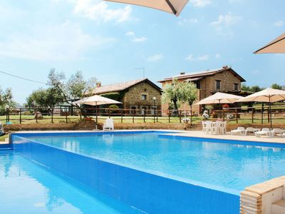 Photo for San Polo dei Cavalieri Holiday Home, Sleeps 6 with Pool, Air Con and Free WiFi