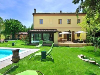 Photo for Holiday house Montemaggiore al Metauro for 8 persons with 4 bedrooms - Holiday house