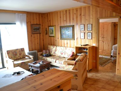 Photo for Cozy apartment in Andalo
