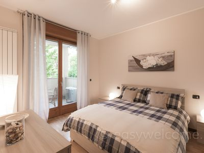 Photo for Two-room apartment in Nova Milanese just 5 minutes drive from Monza Villa Reale and Autodromo