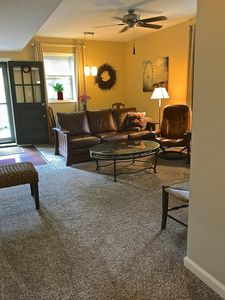 Photo for Spacious Private North Side Apartment 7-10 Minutes To Downtown!