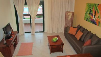 Photo for 1 Bedroom Beach Front Condo~With Ocean~Beach and Pool View~Punta Cana~Bavaro