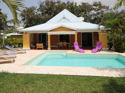 Photo for CATTLEYA VILLA for 6 persons with pool