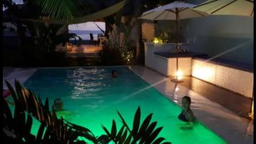 Front Beach Property In The Heart Of Monterrico