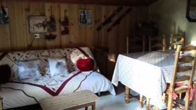 Photo for Chalet in full nature in Saint-Gervais-les-Bains - Chalet 4 rooms 8 people
