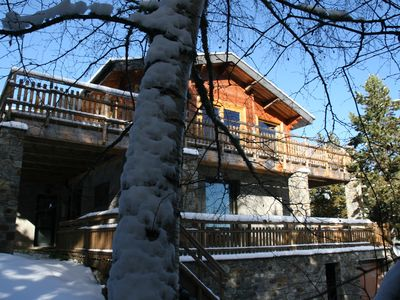 Photo for Chalet floor comfort and exceptional location