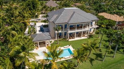 Photo for Luxury Golf View Villa in Punta Cana Resort & Club with Private Pool and Jacuzzi