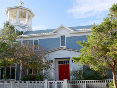 Photo for Elegance - A Family Sized Custom Vacation Home in the Heart of Seaside, FL