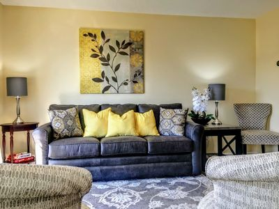Photo for Beautiful, Relaxing Condo, Walk-In/No Stairs