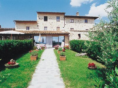 Photo for One bedroom Apartment, sleeps 2 in San Marziale with Pool and WiFi