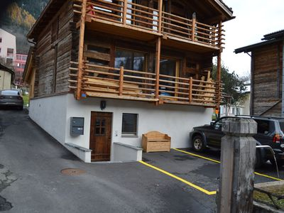 Photo for Studio newly renovated and modern. Less than 10 min. walk to the gondola station!