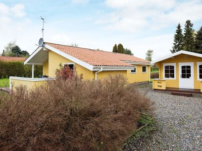 Photo for Vacation home Råbylille Strand in Stege - 8 persons, 3 bedrooms