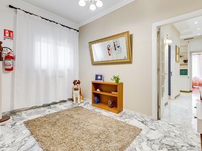 Photo for Large apartment for 11guest in Rome near San Pietro