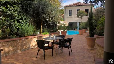 Photo for House in the historic city center of Agen with pool
