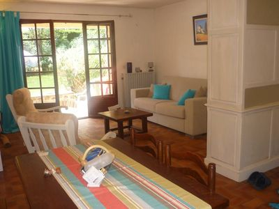 Photo for Rental in Boulouris apartment 2 to 4 people 300m from the sea