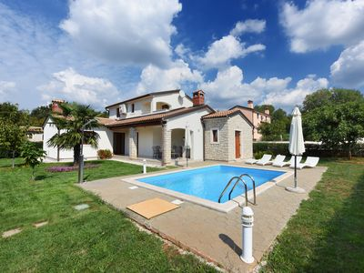 Photo for Holiday house Sveti Lovrec for 6 - 7 persons with 3 bedrooms - Detached holiday house