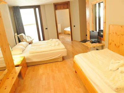 Photo for Hotel Apartment 5 Pax with shower, WC - Hotel Al gallo Forcello. 1530