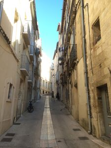 Photo for Newly renovated apartment in the heart of Montpellier's pedestrian district
