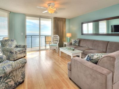 Booking for Spring/Summer2020 Weeks Go Fast!  Ocean Front 4Bedroom/3Bath Condo!