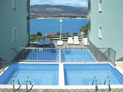 Photo for Apartment Bayview (TGR315) in Trogir - 4 persons, 1 bedrooms