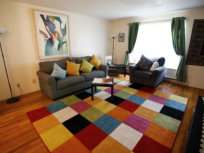 Photo for Quiet 2 bedroom ground floor apartment in St Johns, convenient to downtown