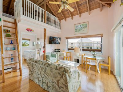 Photo for Dog-friendly, oceanview retreat w/ 35-ft dockage, great for families & fishing!