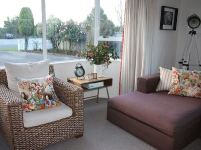 Photo for Sugar Retreat - close to Vineyards and Cafes