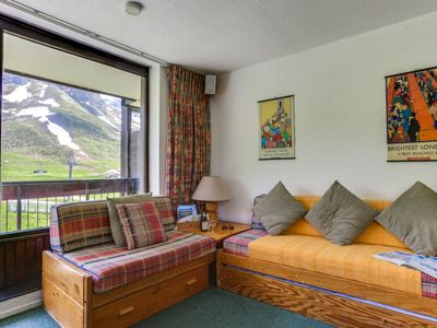 Photo for Apartment Les Tommeuses in Tignes - 6 persons, 1 bedrooms