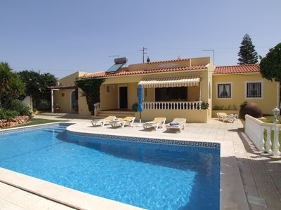 Photo for Beautiful quiet Villa with 3 or 4 Bedrooms, Private Pool, Air Con,Sat TV & WIFI