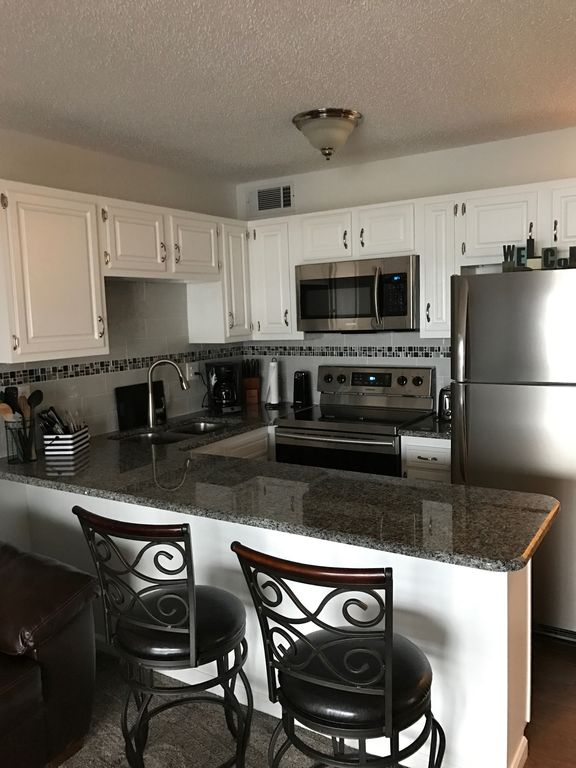 Right on the Water...Totally Remodeled 1 Br Condo, Slip Included