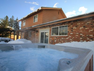 Photo for Hot Tub * Game Room * Ski Hill, beside an orchard, 1 mile walk to downtown