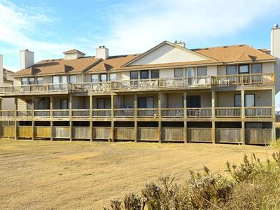 Photo for Great ocn views! Direct beach access! Community Pool. Kitty Hawk condo