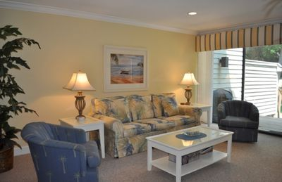 Photo for *2BR**5 Star Value**Wifi**Closest to Beach**114 The Greens**Keyless entry*