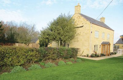 Photo for Lower Farm is a 19th century Cotswold stone holiday farmhouse, on a working farm.