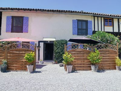 Photo for Come to Michouat and discover Gascony and the Pyrenees! You'll fall in love!