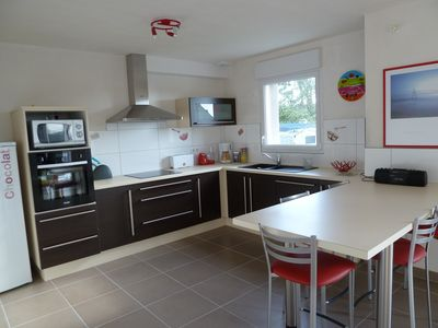 Photo for Seaside House Rental South Finistère, bay of Douarnenez