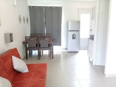 Photo for Cozy Apartment for 7 w/ Pool, Parking lot and Park in Playa del Carmen, Mexico