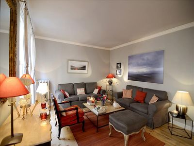 Photo for Vacation 2 Bedroom Apartment in the Heart of Paris