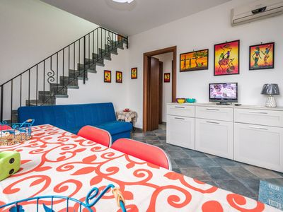 Photo for Modern villa with direct access to the beach, 8 beds